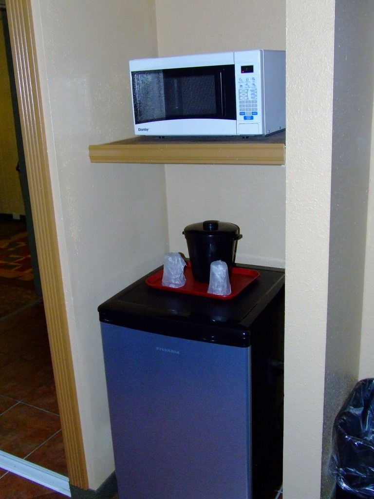 fridgemicrowave